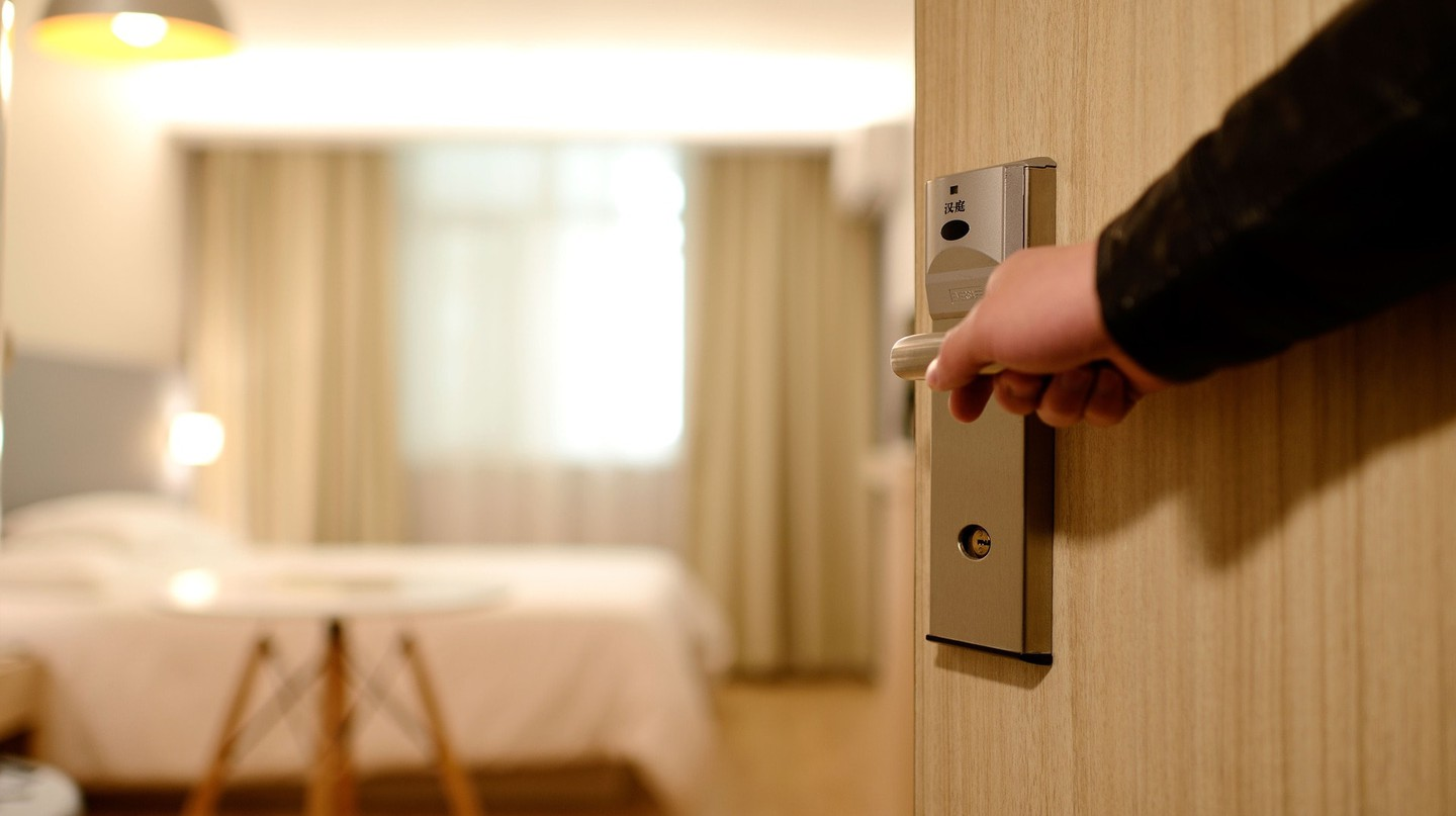 Hotel doors could be vulnerable to hackers