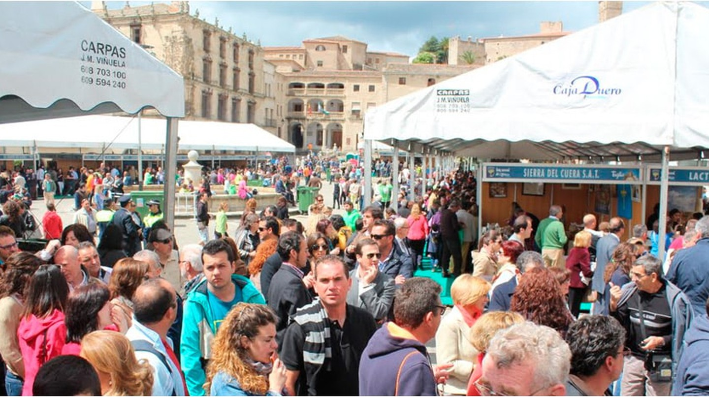 Visit Spain's National Cheese Festival in Trujillo