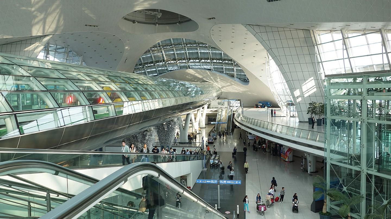 Incheon International Airport | © Ken Eckert / WikiCommons