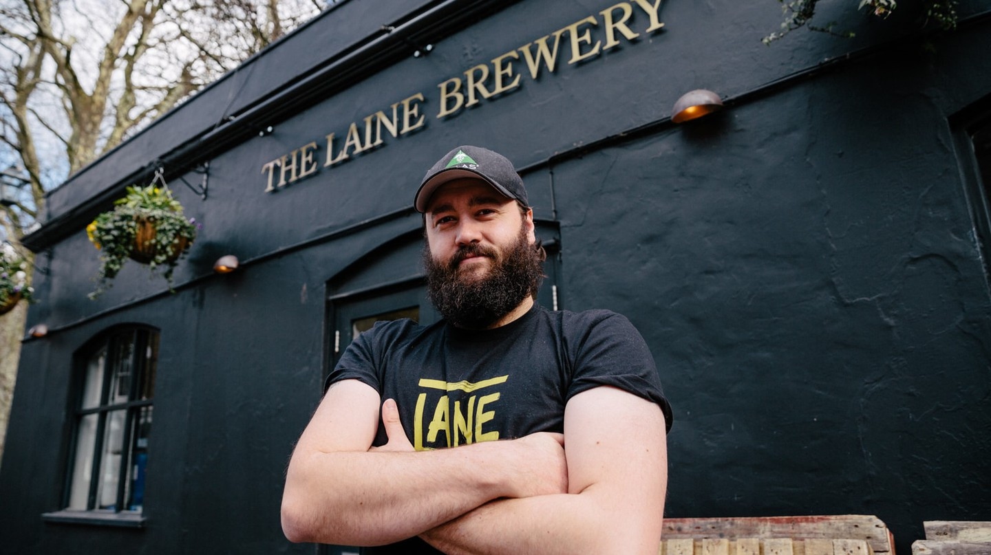 The Laine Brewery, London, UK