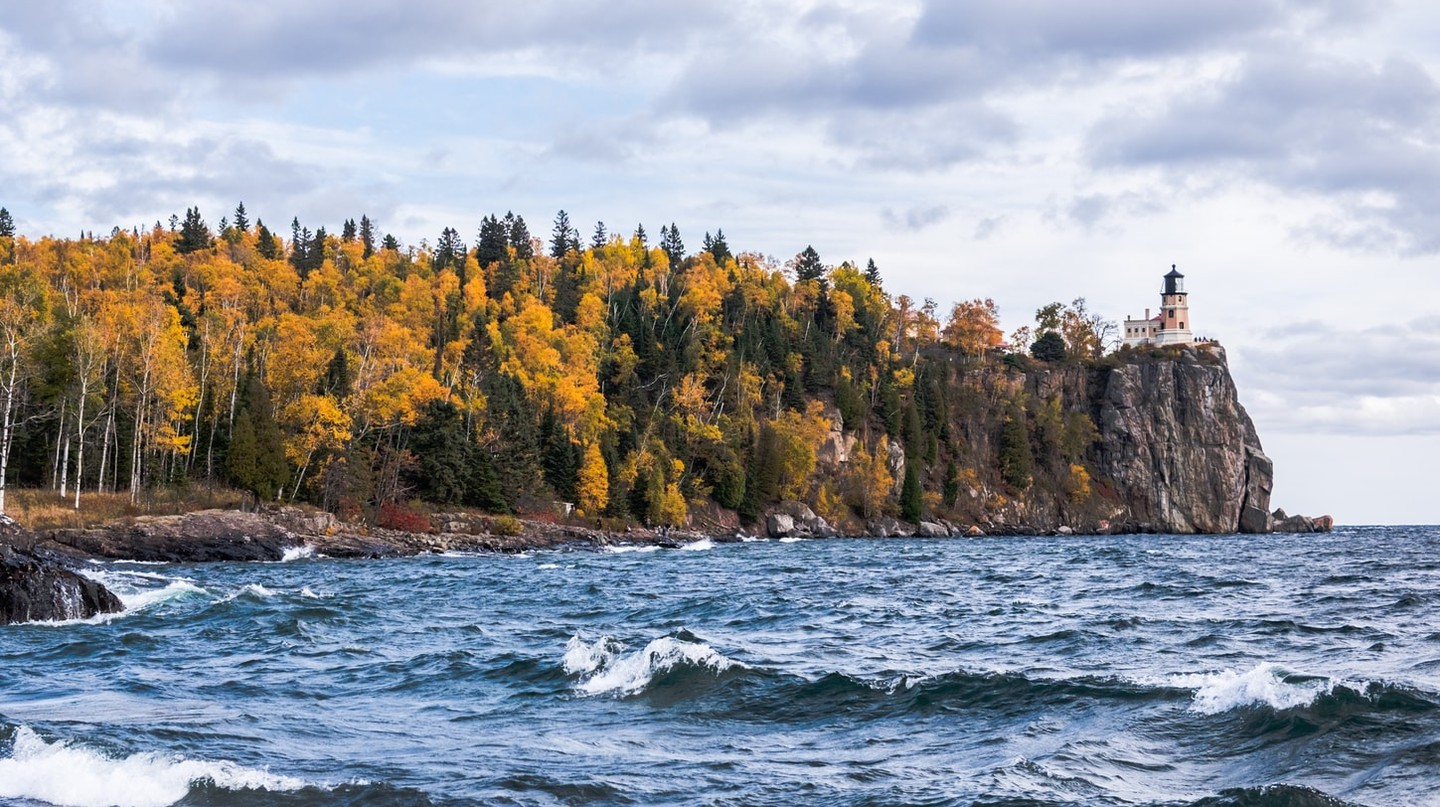 Northern Minnesota's Split Rock Lighthouse State Park