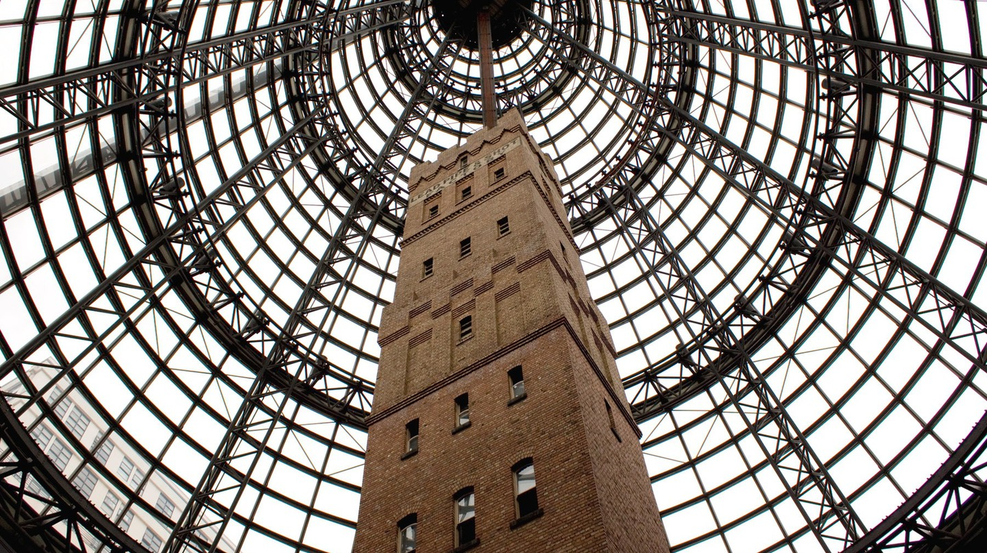 Coops Shot Tower
