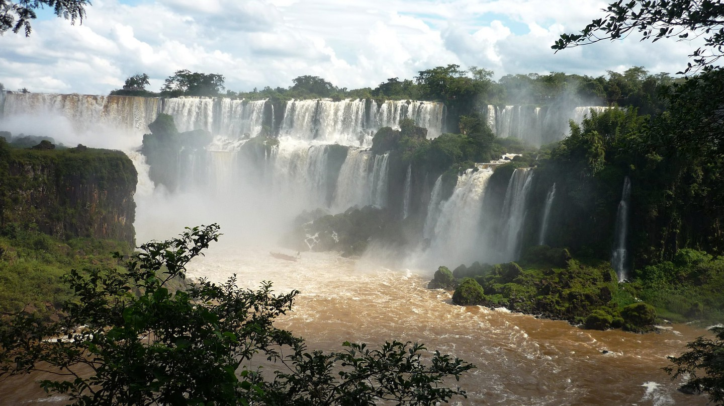 The amazing Iguazu National Park, Argentina