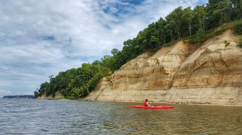 Westmoreland State Park Virginia