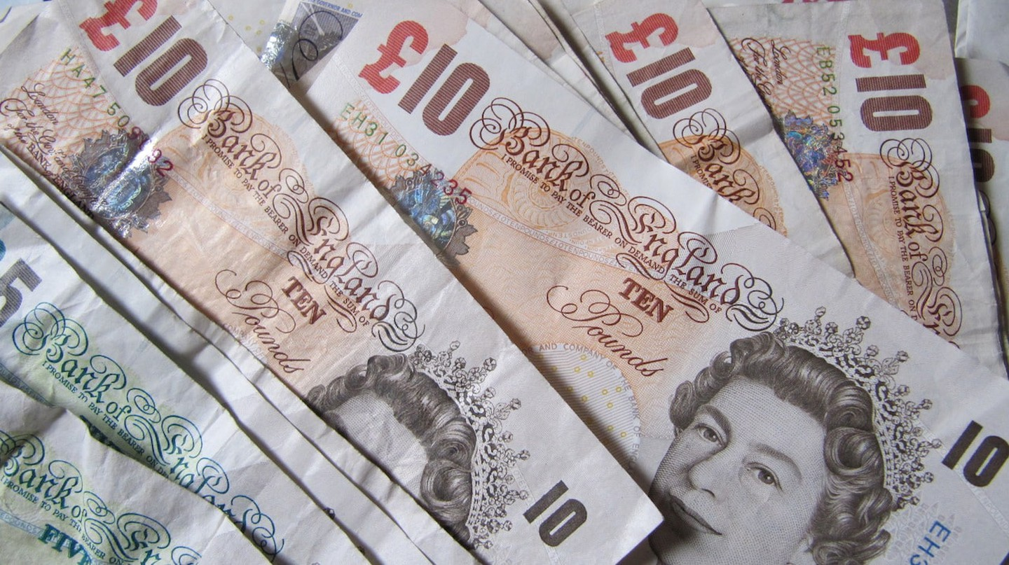 What Is the Origin of the Pound Sterling Sign?