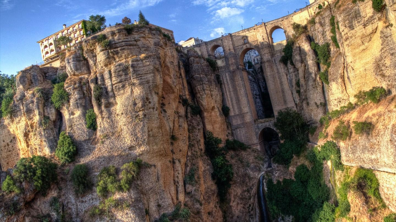 Ronda, Spain; SkareMedia/WikiCommons