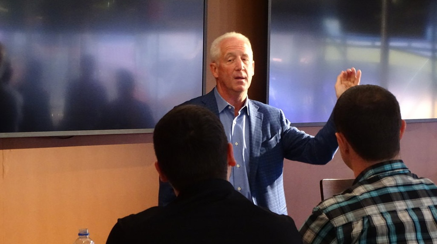 Former NFL head coach John Fox | © Michael LoRé/Culture Trip