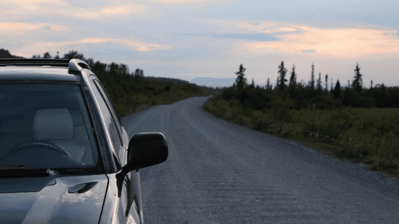 Alaska road trip | © Bailey Berg