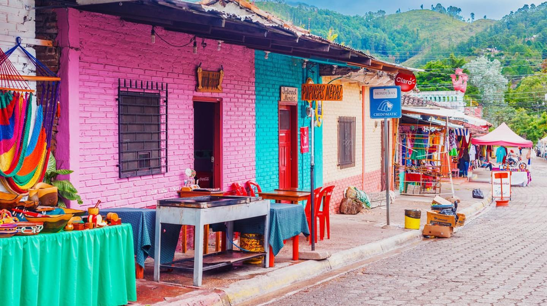 Practise your Spanish in Honduras