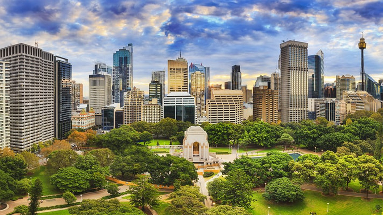 Hyde park, Sydney | © Taras Vyshnya/Shutterstock