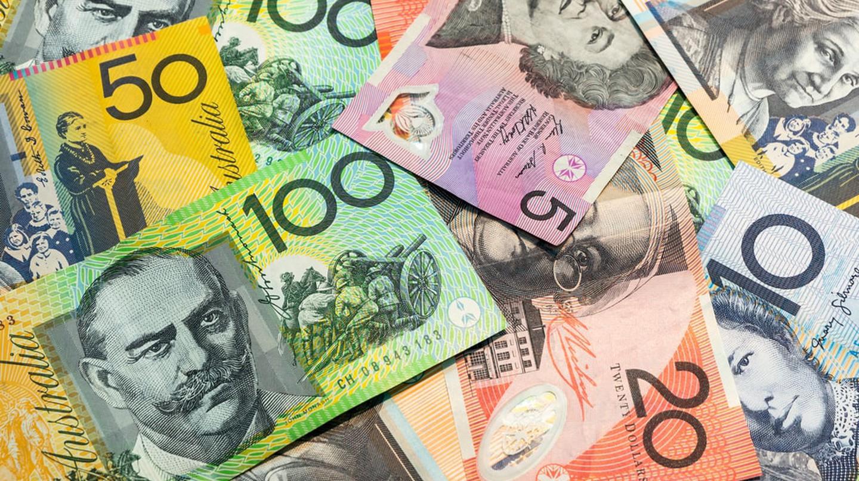 Australian banknotes