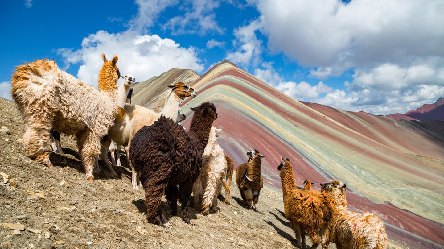 Vinicunca Mountain, Peru
