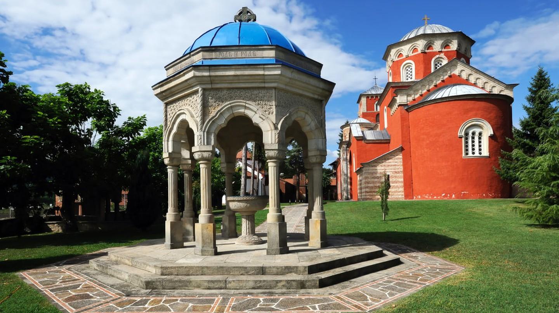 Serbian Orthodox Monastery Zica