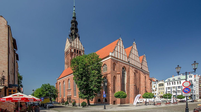 Saint Nicholas Church in Elbląg