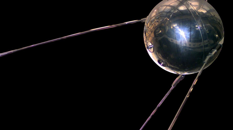 Sputnik replica