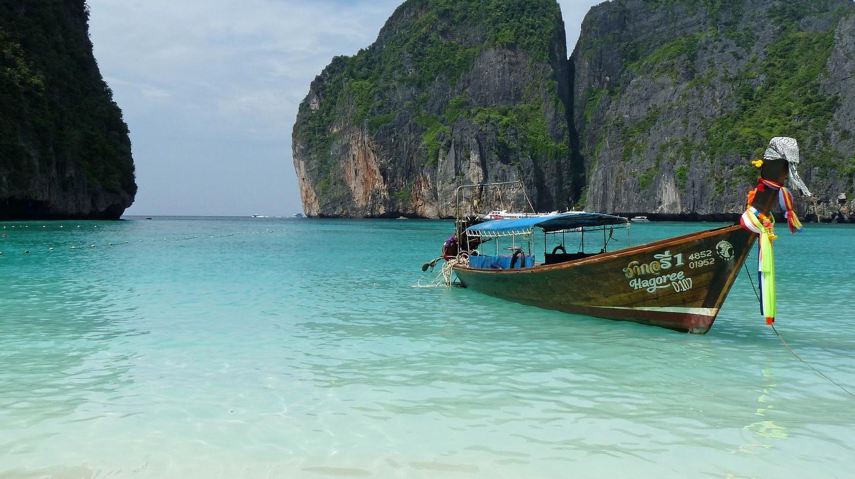 Maya Bay   © SoleneC