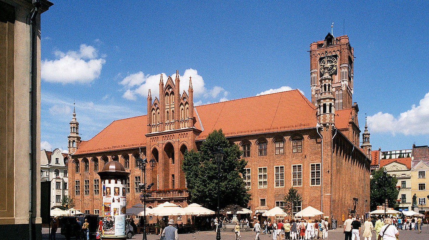 District Museum, Torun | © Pko / WikiCommons