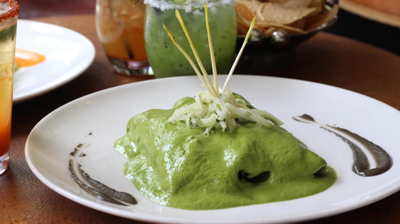 Have a delicious brunch at Maya
