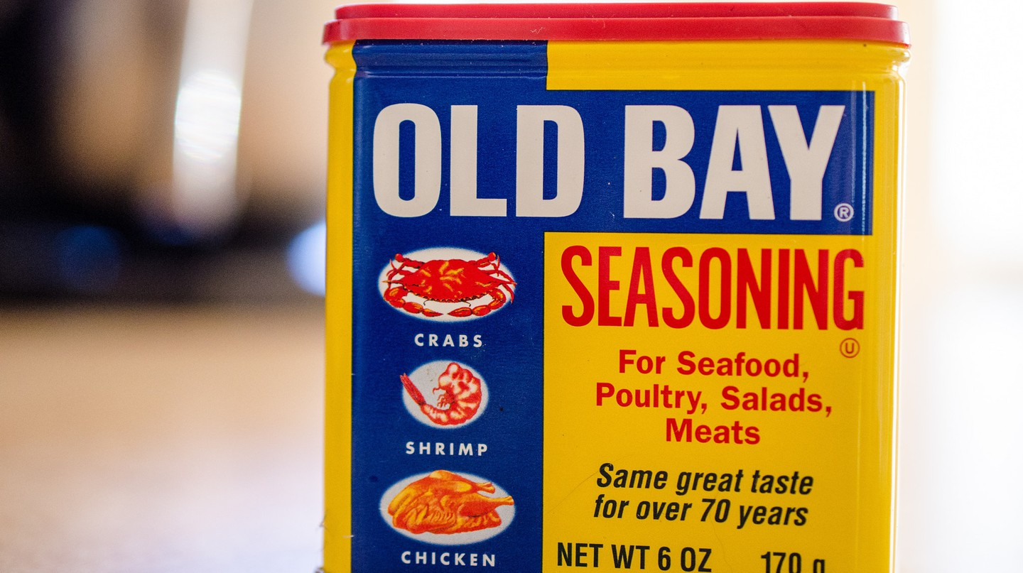 You'll learn to love Old Bay in everything in Baltimore