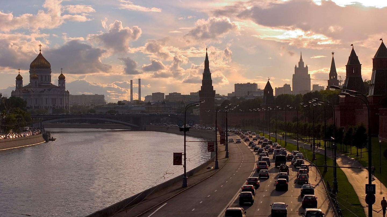 Kremlevskaya Embankment