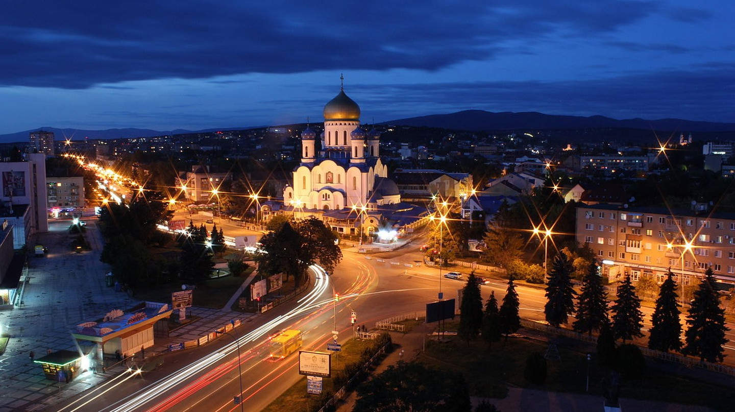 The Best Things to See and Do in Uzhhorod