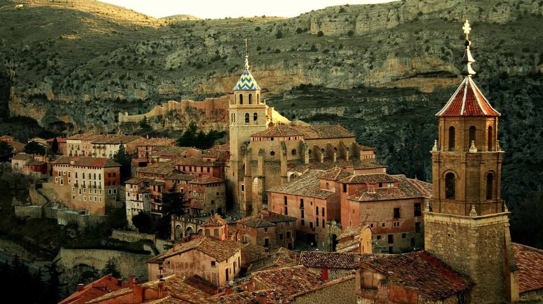 Visit Albarracín in Aragon, Spain