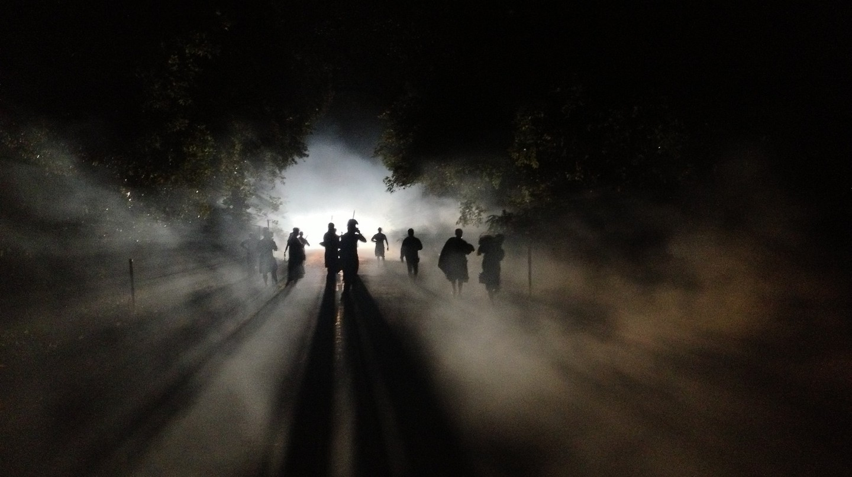 Night marchers