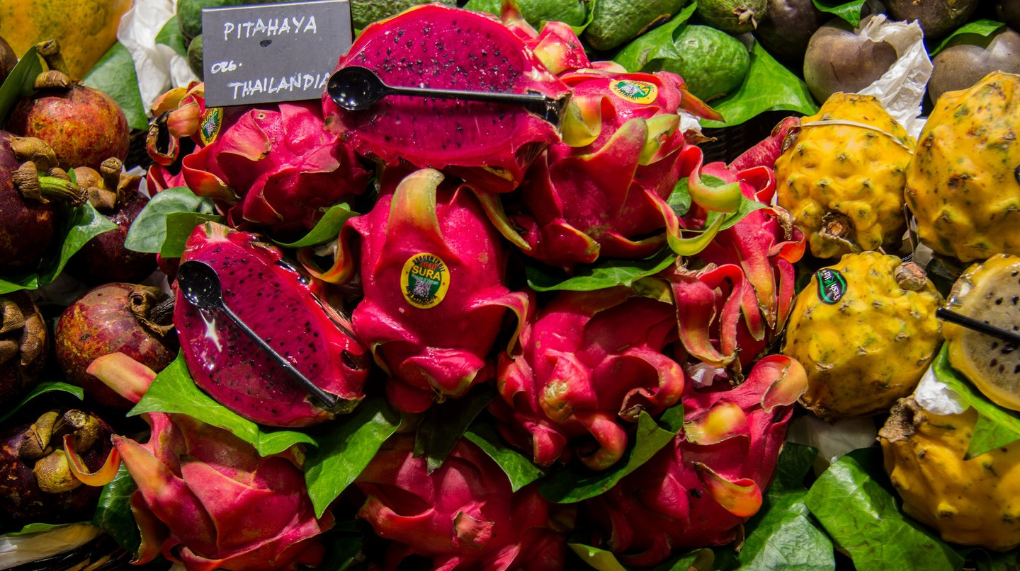Colombian Exotic Fruit   © Andrew Moore / Flickr