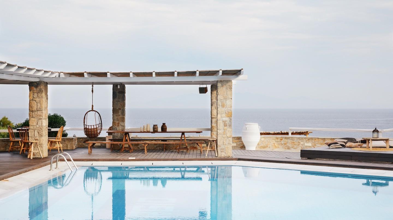 San Giorgio Hotel in Mykonos