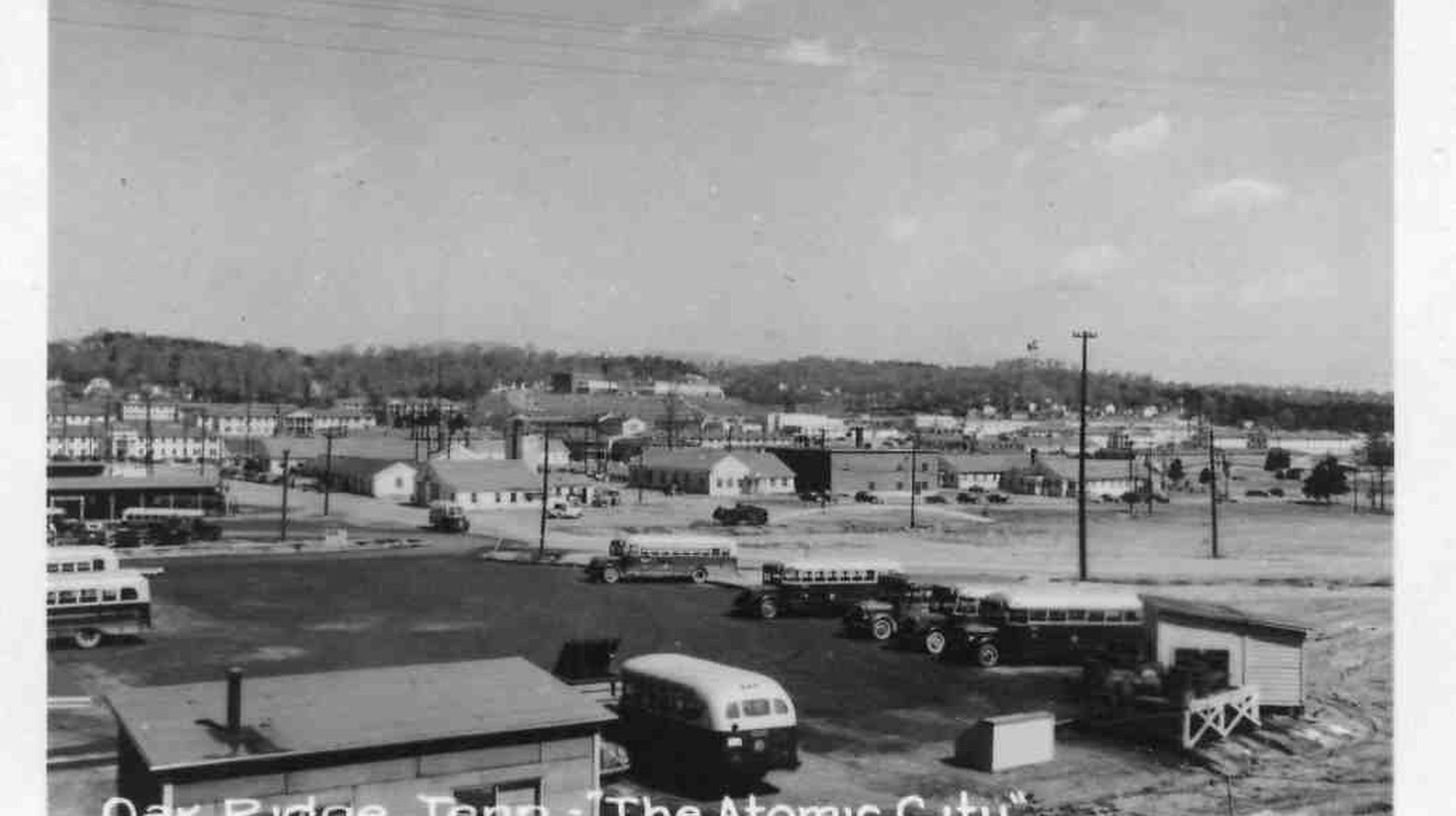 "Oak Ridge, ""The Atomic City"""