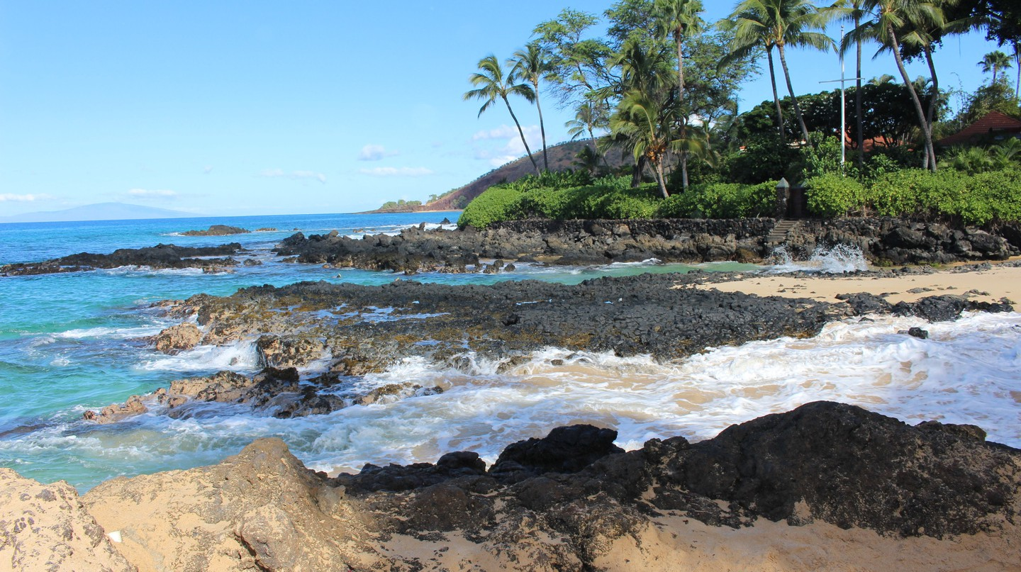 Hawaii's Secret Cove Beach