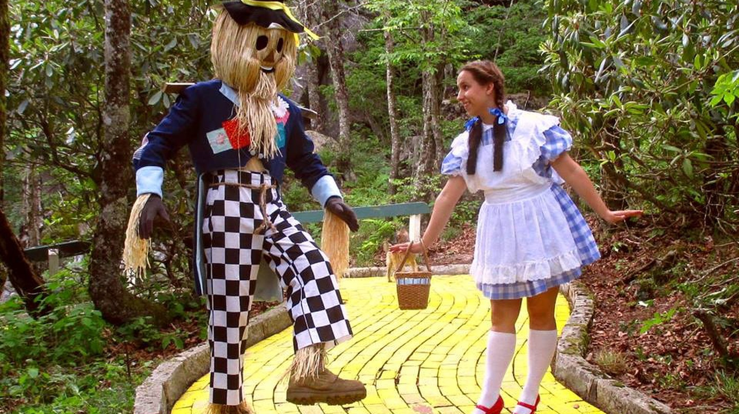 This Abandoned Wizard of Oz Theme Park is Reopening for Six Days Only