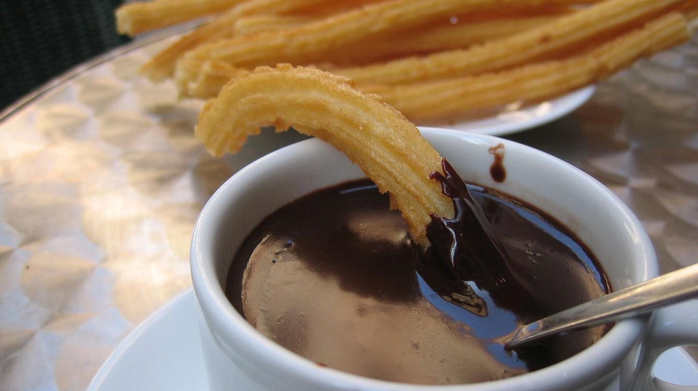 Churros: the classic Spanish breakfast; Sami Keinänen/flickr