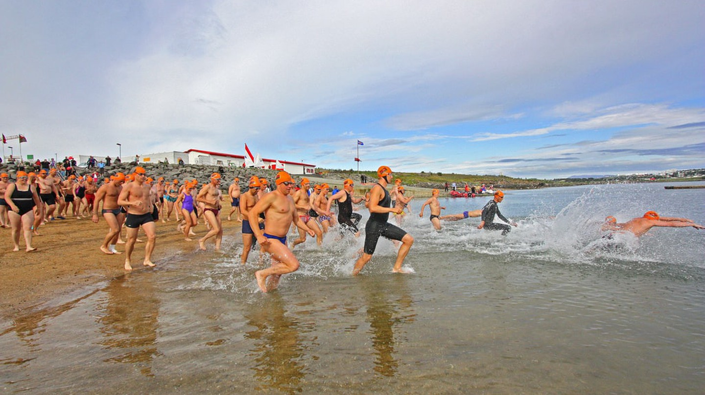 New Geothermal Beach Is Set to Open in a Reykjavik Suburb