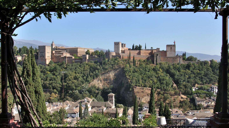 Granada's stunning Alhambra fortress