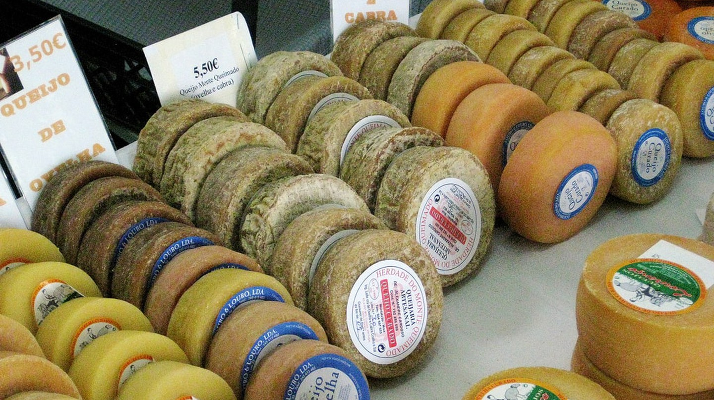 Cheese from the Alentejo