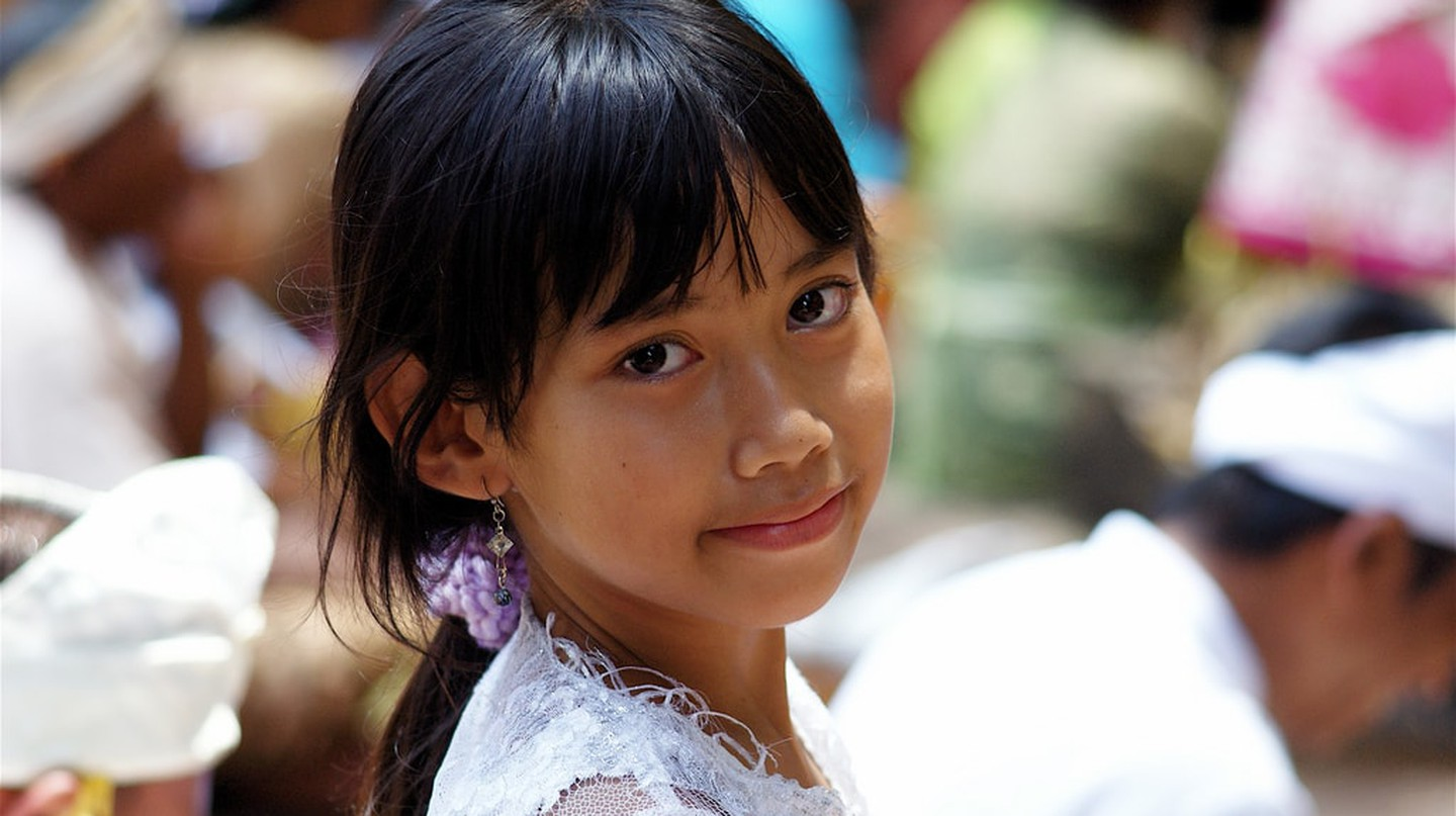 Beautiful Indonesian girl | © rudy0help / Flickr