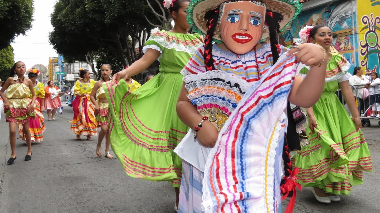 Carnival in Nicaragua