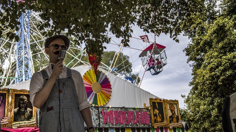 Adelaide Fringe performer