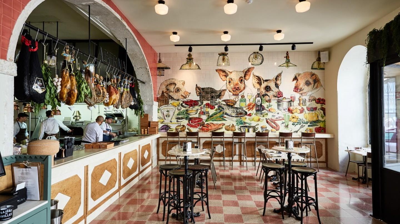 Taberna at Bairro do Avillez