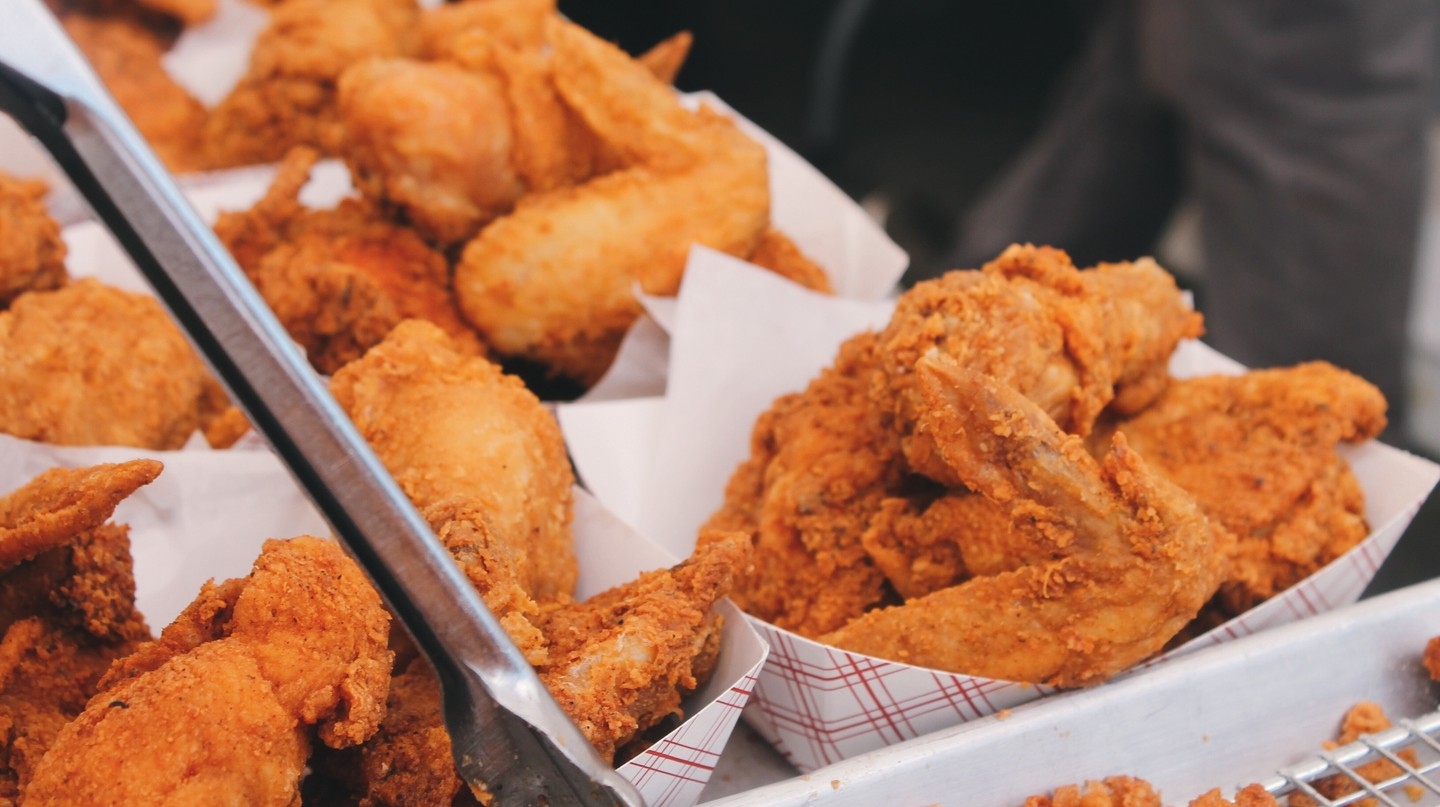 Gordonsville, Virginia, celebrates annually the role that fried chicken has had in the town's history