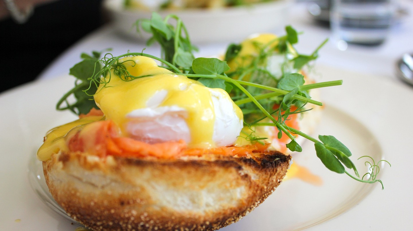 Best Breakfast and Brunch Spots on New Holland Island, St Petersburg