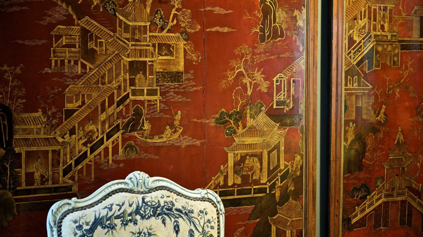 The History of Chinoiserie in Russia