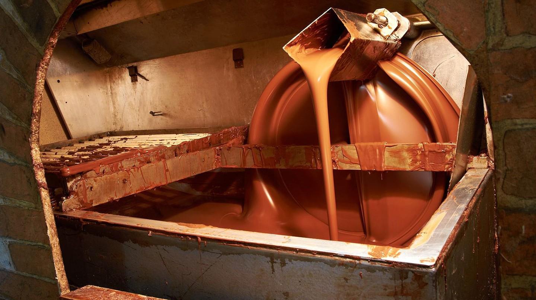 Chocolate Spillage in Poland | © Moyan Brenn / WikiCommons