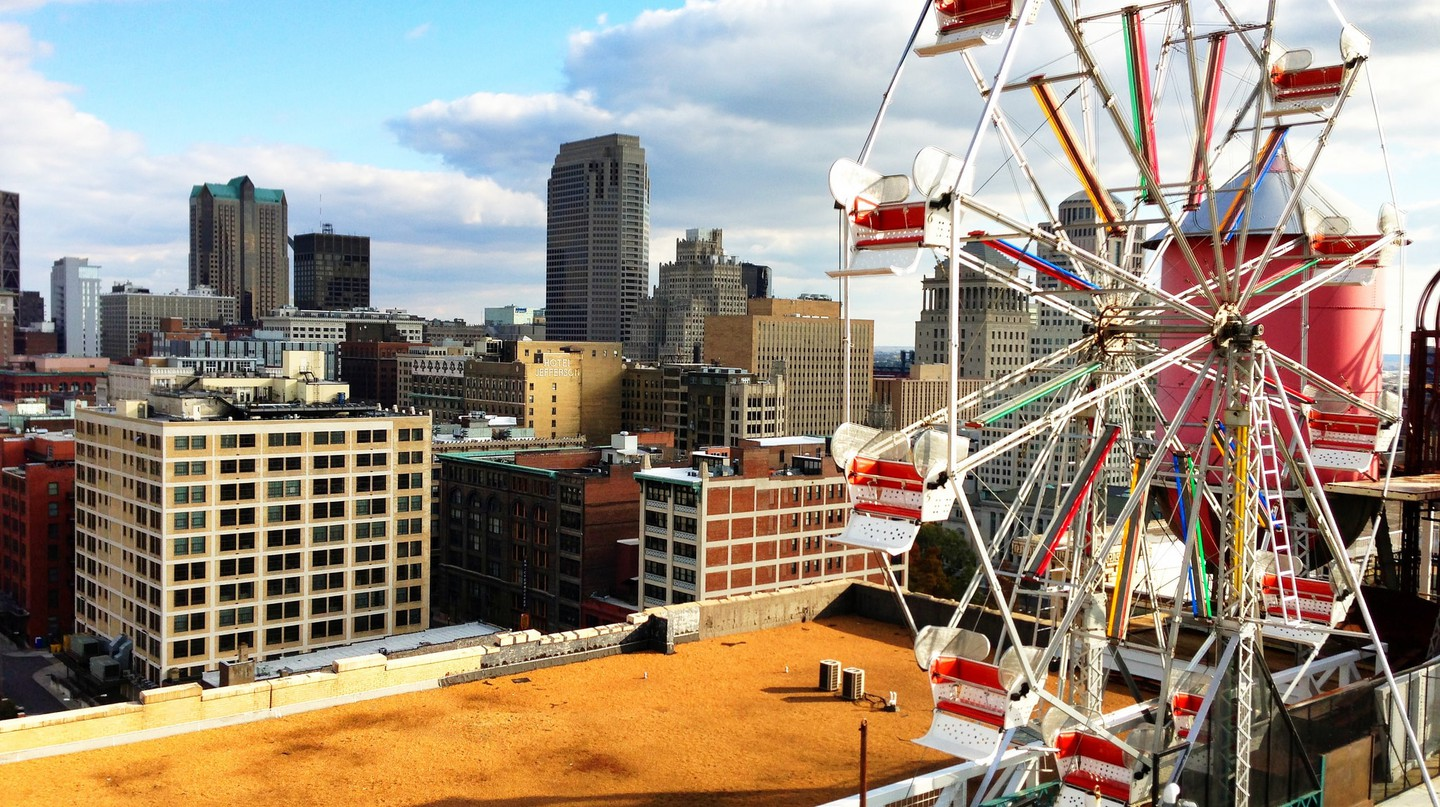 Adults and kids alike can spend hours upon hours at the City Museum