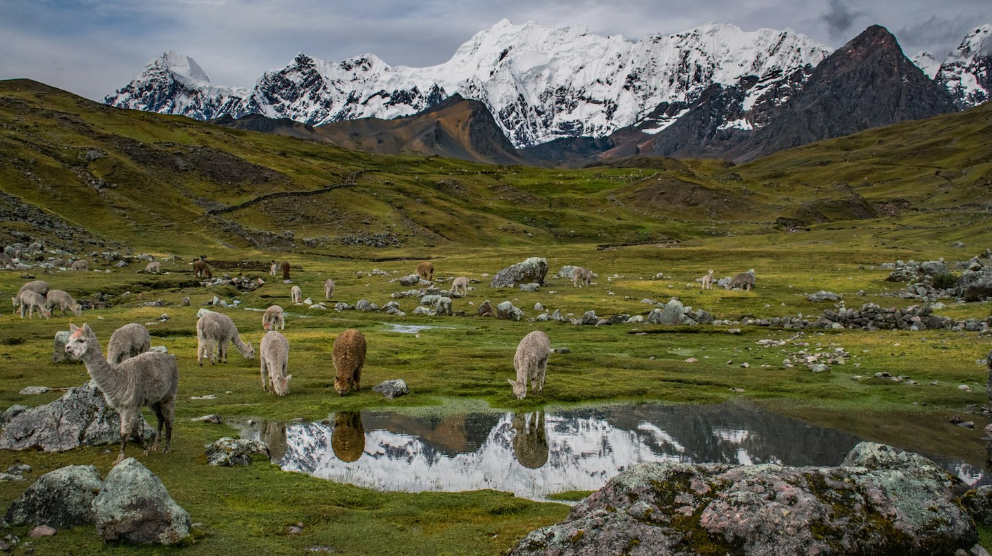 17 Photos That Will Make You Want to Trek Peru's Ausangate Mountains