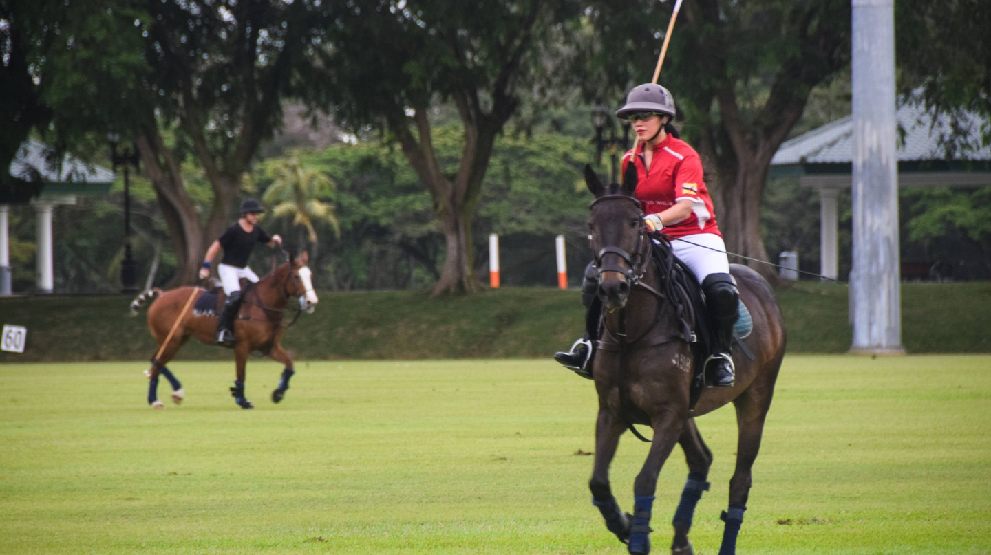 Meet the Princess Taking on Polo's Patriarchy