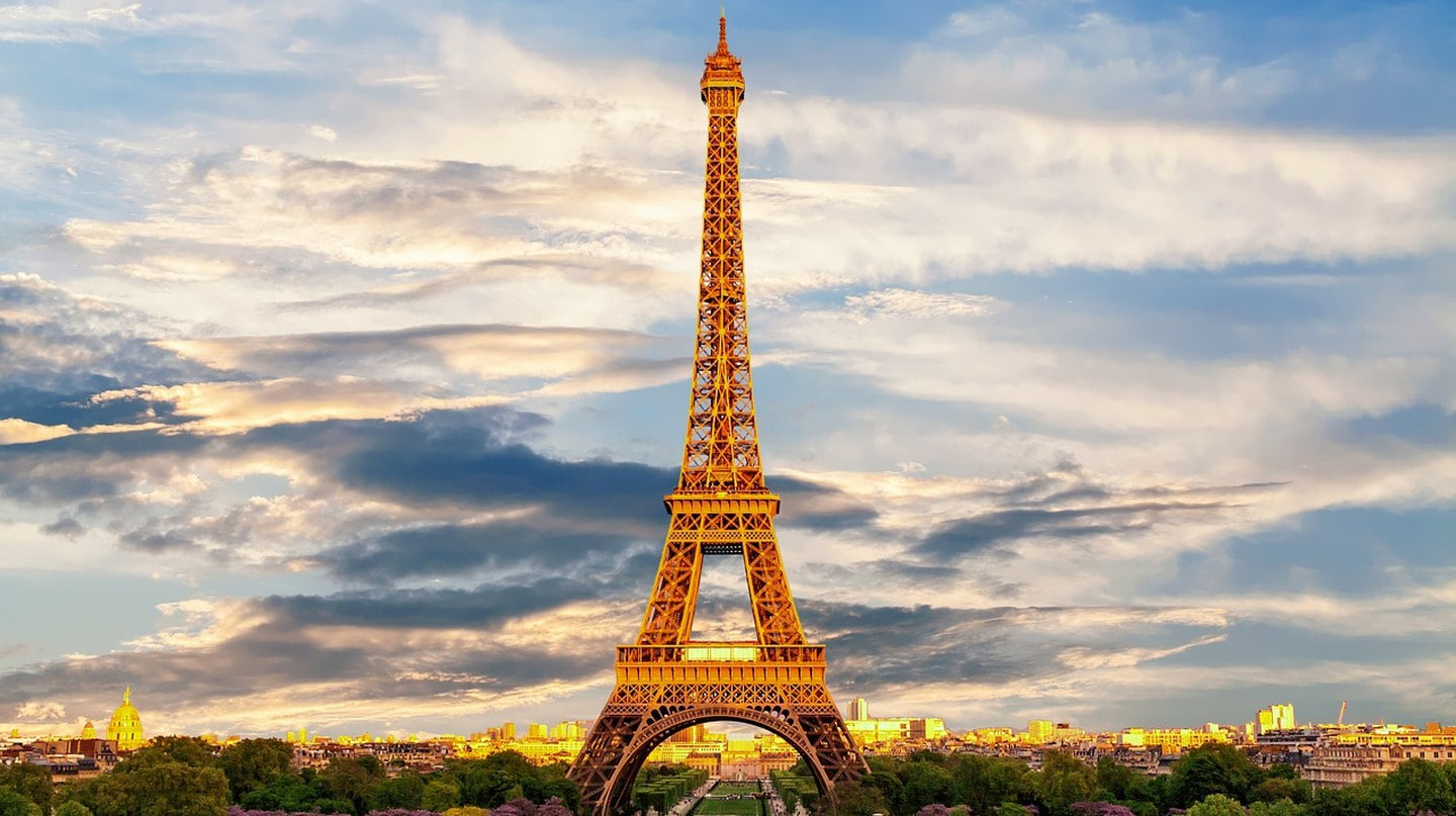 The Eiffel Tower CC0 Pixabay
