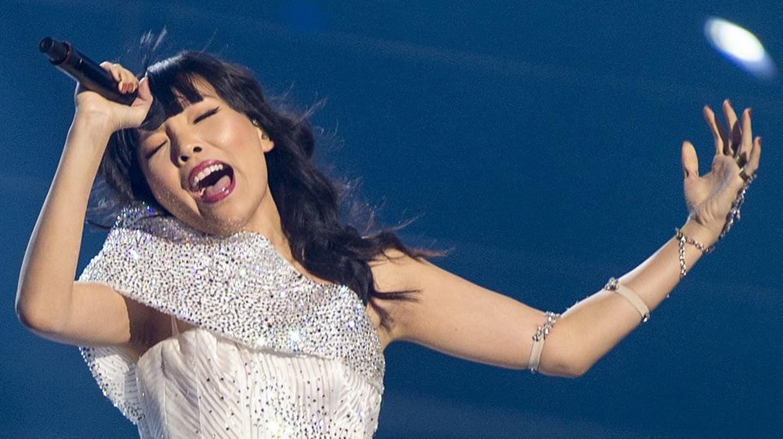 Dami Im at Eurovision 2016