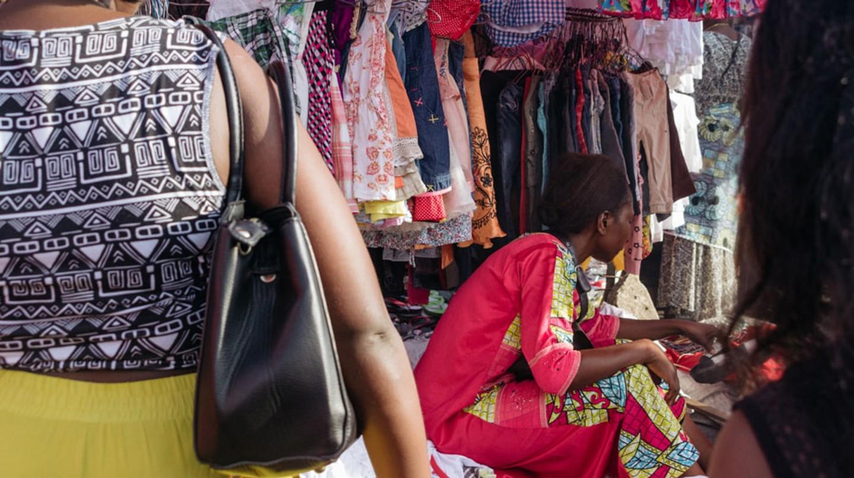 Poto Poto Market, Republic of Congo